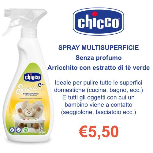 Chicco-spray