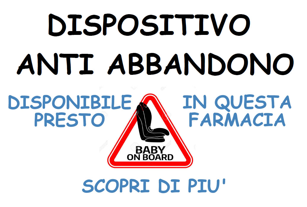 DISPOSITIVO ANTIABBANDONO box